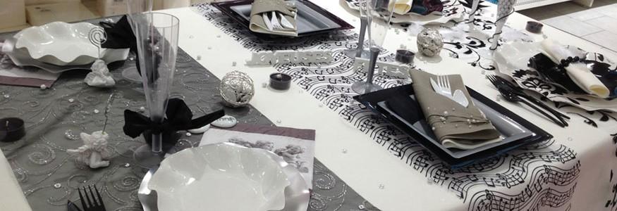 Tables en fête
