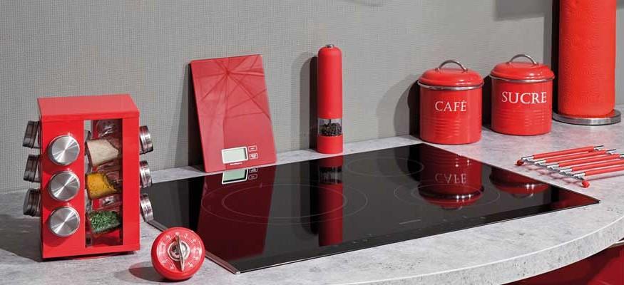 Accessoires Déco : Paillettes, Strass, Horloge