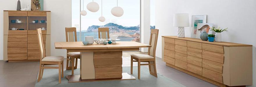 mobilier en bois massif en ligne