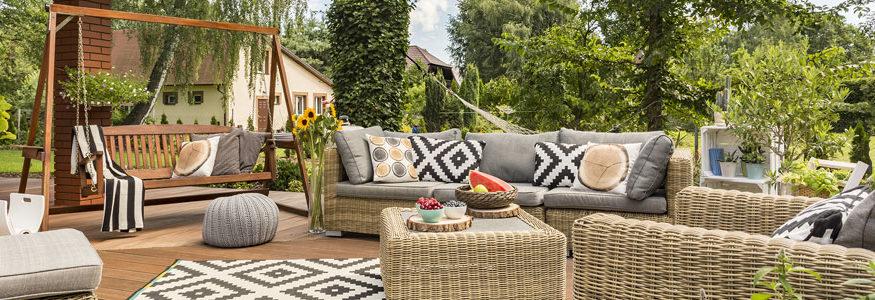mobilier pour la décoration de votre jardin