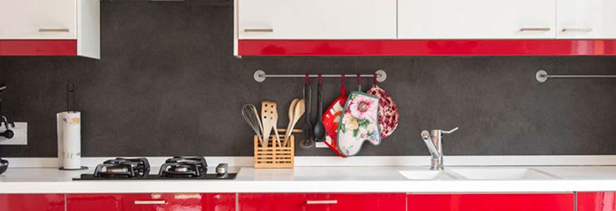 Crédences de cuisine décoratives et durables