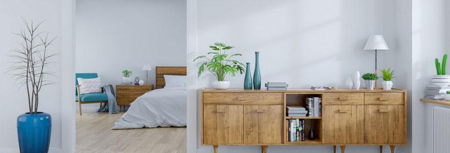 décoration d'intérieur et meubles design