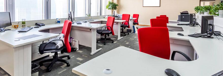 Vente en ligne de meubles pour le bureau